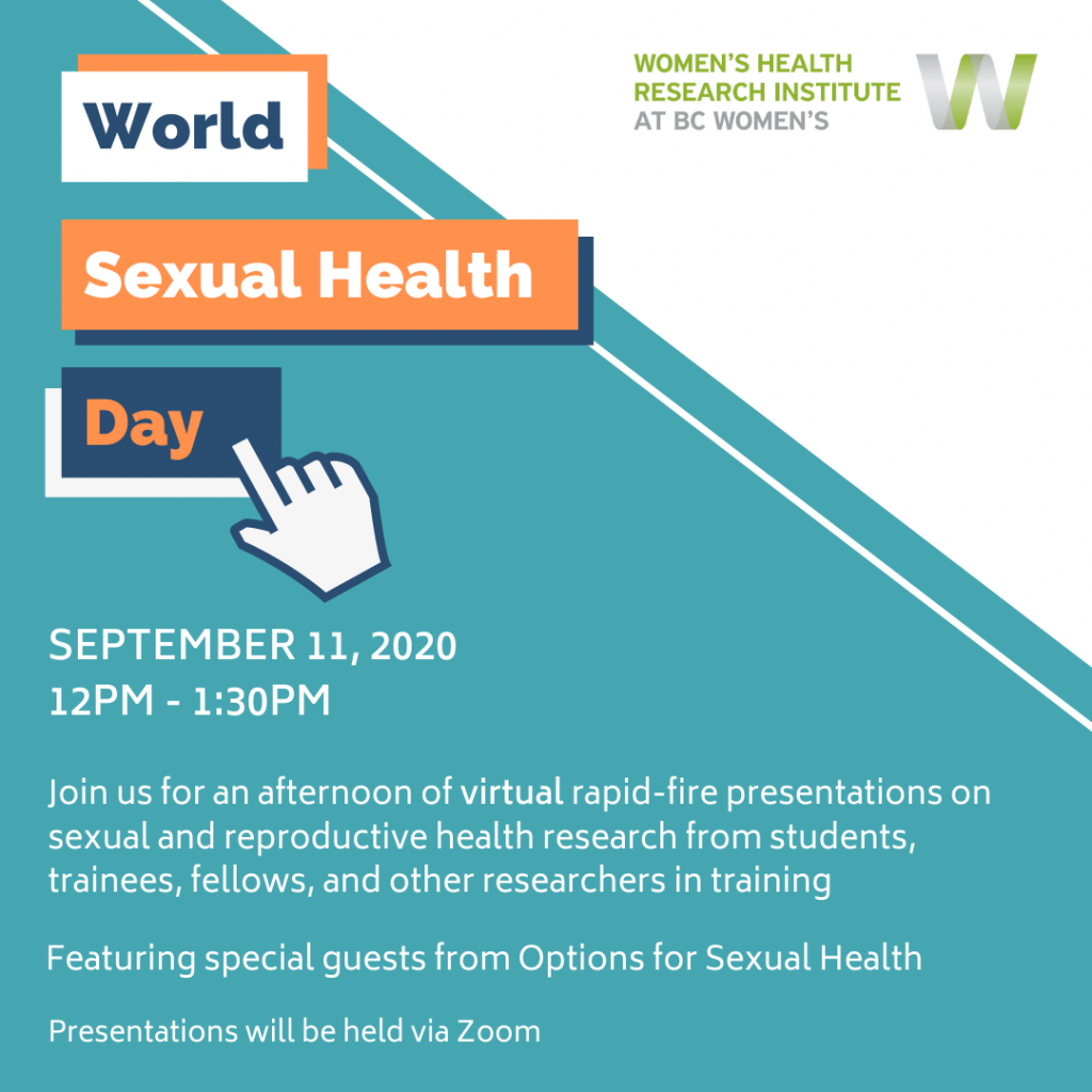 World Sexual Health Day 2020