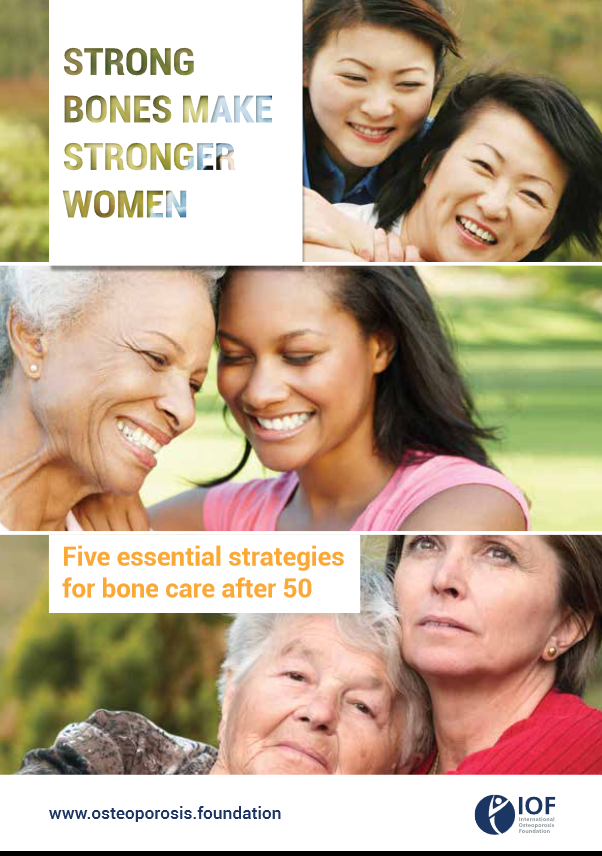 World Osteoporosis Day October 20