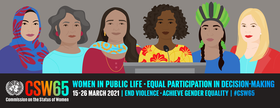 UN Commission on the Status of Women (CSW65)
